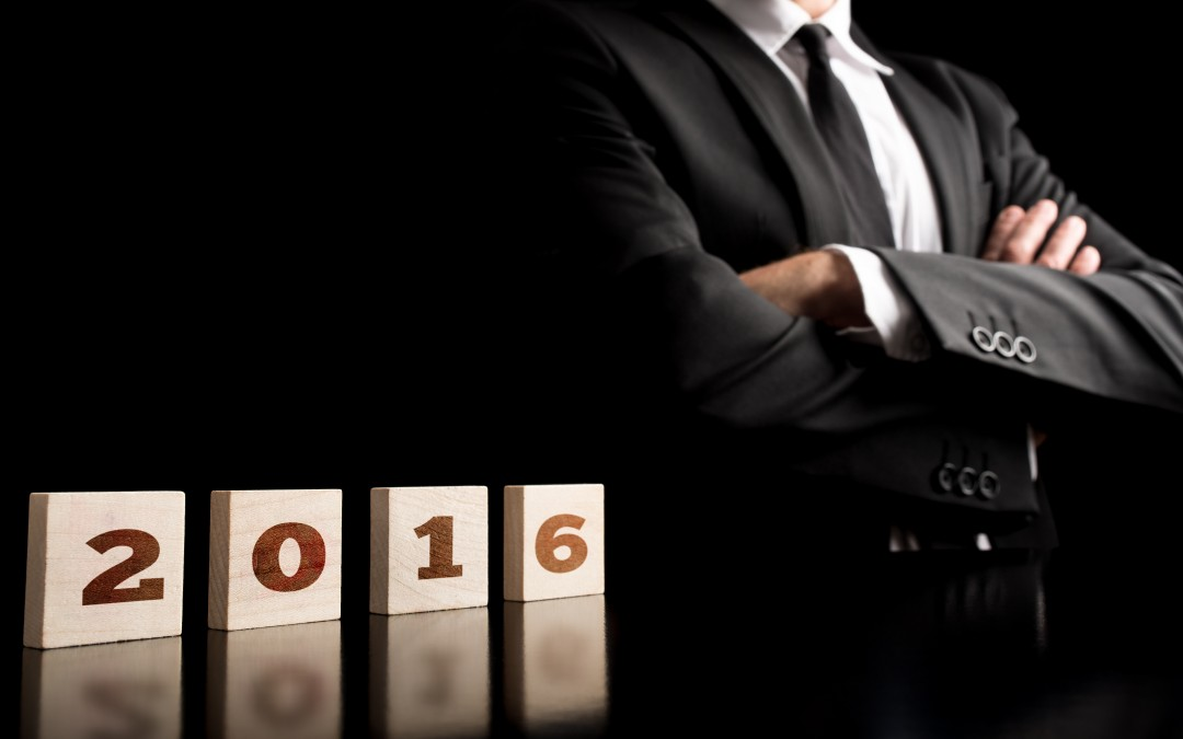 2016 Resolution: Improve your Leadership