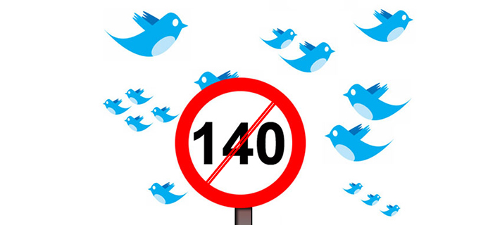 Twitter May Be Expanding Its 140 Character Limit