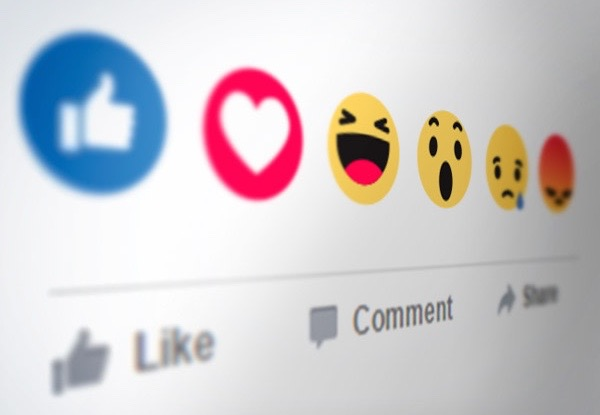 Facebook Update: Reactions Affect Your Relevance