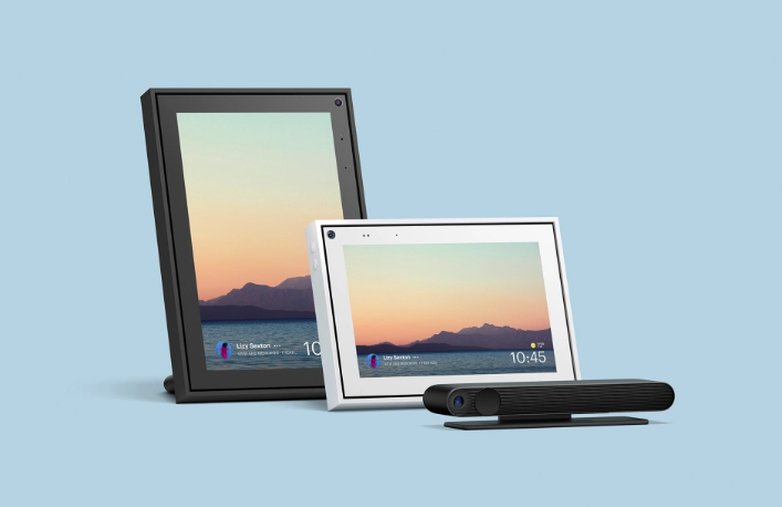 Facebook Releases New Portal Devices